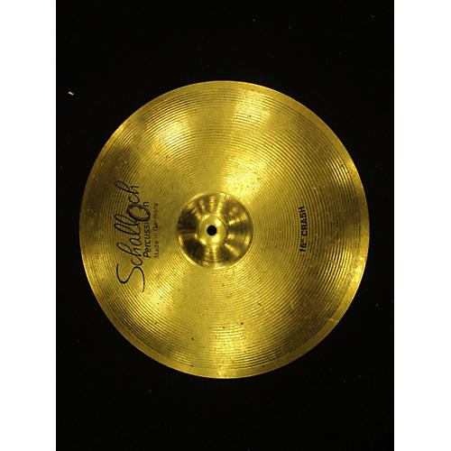 Schalloch 16in Crash Cymbal-thumbnail