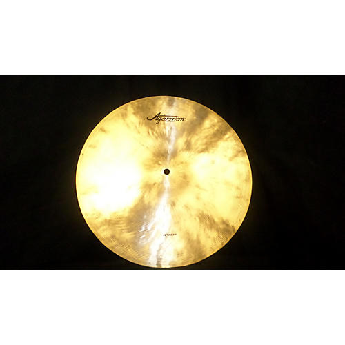 Agazarian 16in Crash Cymbal-thumbnail