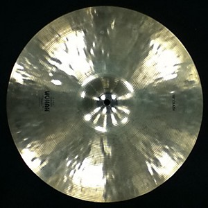 Pre-owned Wuhan 16 inch Crash Cymbal by Wuhan