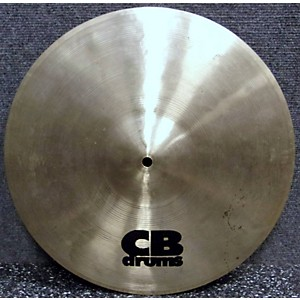 Pre-owned CB Percussion 16 inch Crash Cymbal by CB Percussion