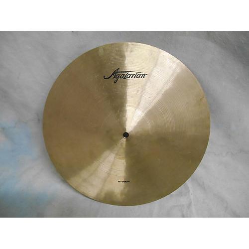 Agazarian 16in Cymbal Cymbal-thumbnail