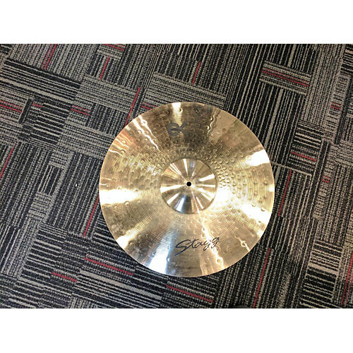Stagg 16in EX CRASH Cymbal-thumbnail