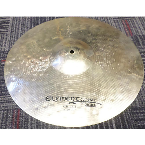 Pulse 16in Element Crash Cymbal