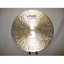 Paiste 16in Formula 602 Modern Dynamic Crash Cymbal