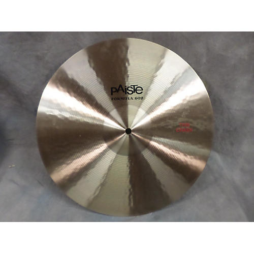 Paiste 16in Formula 602 Thin Crash Cymbal
