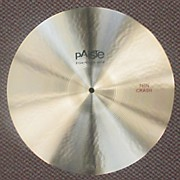 Paiste 16in Formula 602 Thin Crash Cymbal