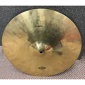Pre-owned Wuhan 16 inch Generic Cymbal by Wuhan
