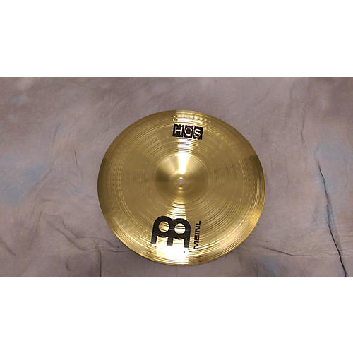 Meinl 16in HCS China Cymbal  36