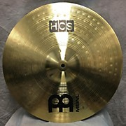16in HCS Crash Cymbal