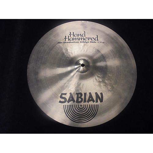 Sabian 16in HH Manhattan Bridge Ride Cymbal