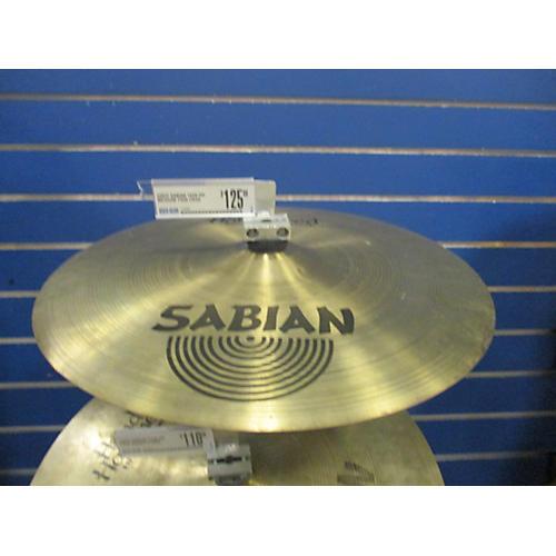 Sabian 16in HH Medium Thin Crash Cymbal