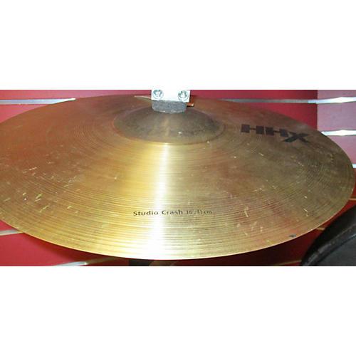 Sabian 16in HHX Crash Cymbal