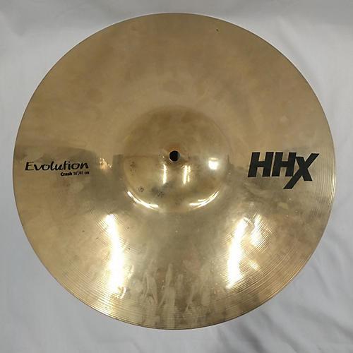 Sabian 16in HHX Crash Cymbal-thumbnail