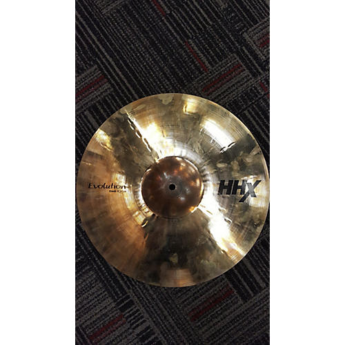 Sabian 16in HHX Evolution Crash Brilliant Cymbal