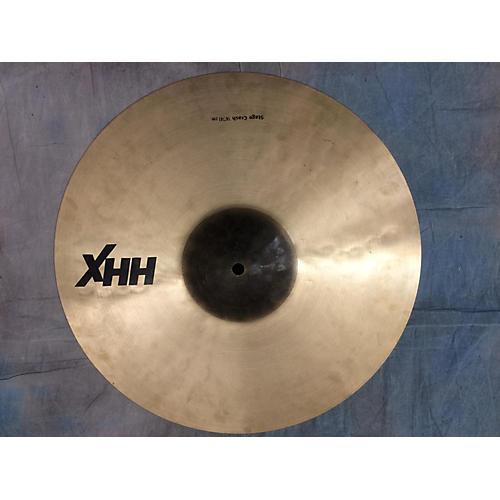 Sabian 16in HHX Stage Crash Brilliant Cymbal