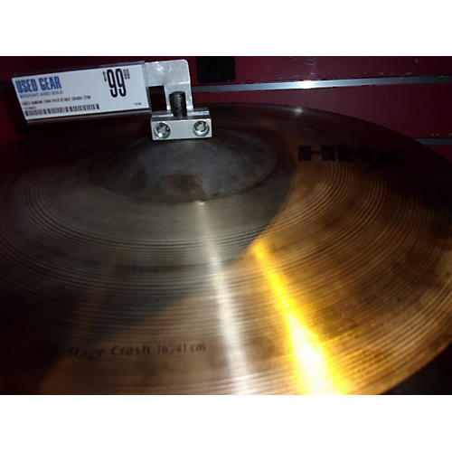 Sabian 16in HHX Stage Crash Cymbal