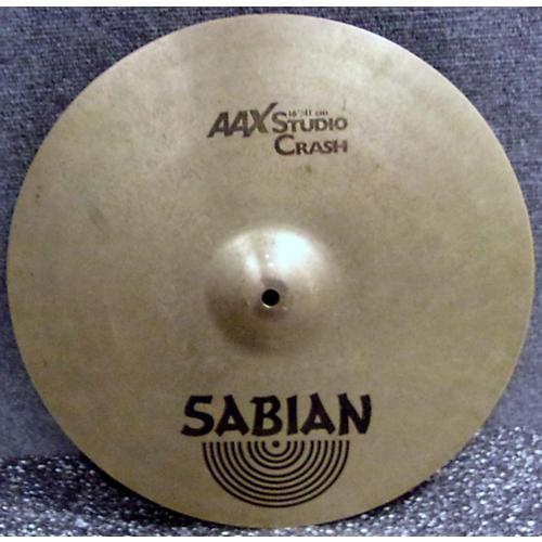 Sabian 16in HHX Studio Crash Cymbal