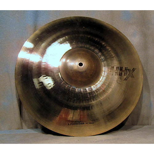 Sabian 16in HHX Xplosion Crash Brilliant Cymbal