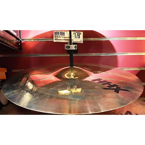 Sabian 16in HHX Xplosion Crash Brilliant Cymbal