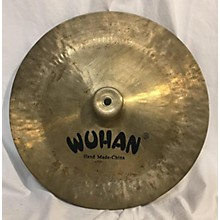Wuhan 16in Hand Made China 16 Cymbal
