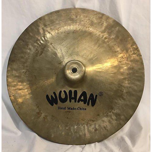 used wuhan 16in hand made china 16 cymbal guitar center. Black Bedroom Furniture Sets. Home Design Ideas
