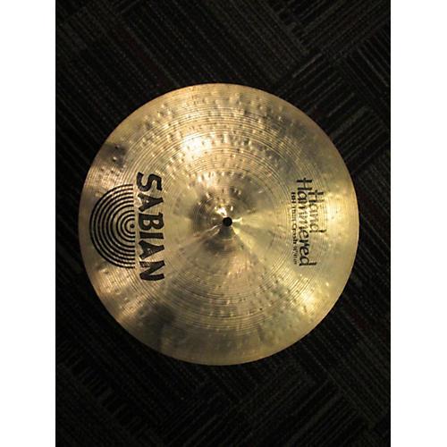 Sabian 16in Handhammerd HH Thin Crash Cymbal