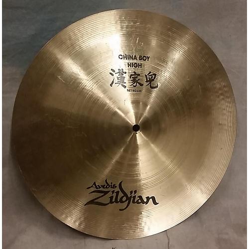 Zildjian 16in High China Boy Cymbal