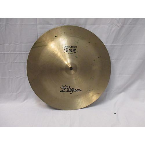 Zildjian 16in High China Cymbal-thumbnail