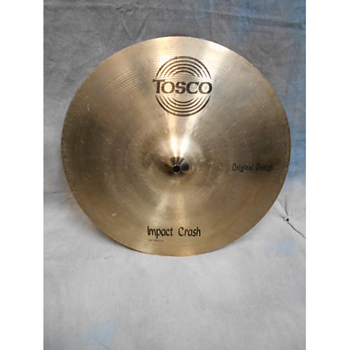 Tosco 16in Impact Crash Cymbal-thumbnail