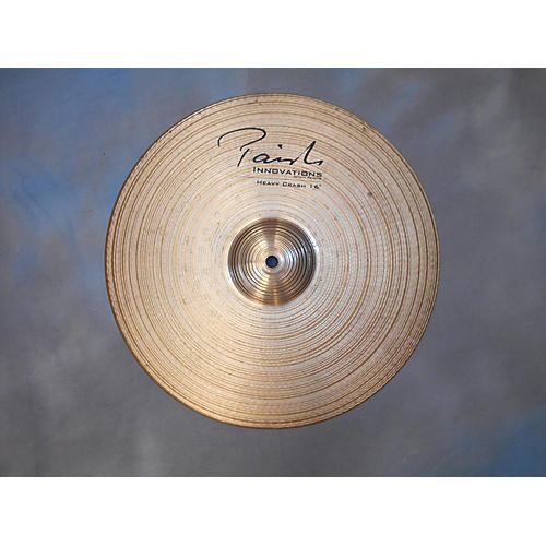 Paiste 16in Innovations Heavy Crash Cymbal