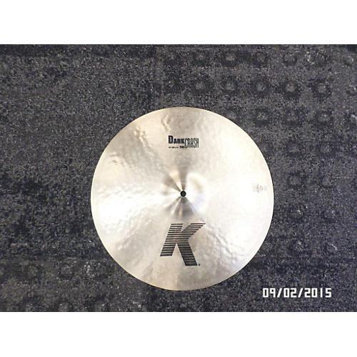 Zildjian 16in K Crash Cymbal