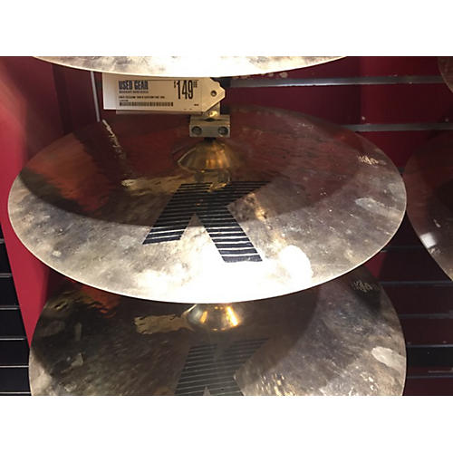 Zildjian 16in K Custom Fast Crash Cymbal