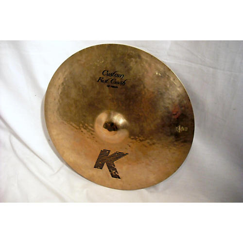 Zildjian 16in K Custom Fast Crash Cymbal-thumbnail