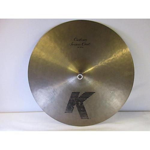 Zildjian 16in K Custom Session Crash Cymbal-thumbnail