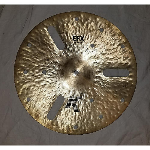 Zildjian 16in K EFX Crash Cymbal-thumbnail