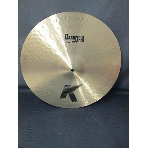 Zildjian 16in K Thin Dark Crash Cymbal  36