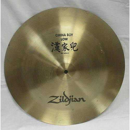 Zildjian 16in Low China Boy Cymbal-thumbnail