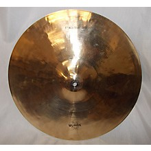 Wuhan 16in MED THIN CRASH Cymbal