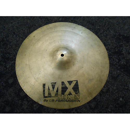 CB Percussion 16in MX Series Crash Cymbal