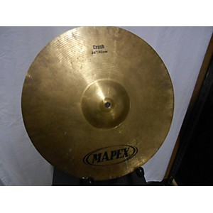 Pre-owned Mapex 16 inch Mapex Cymbal by Mapex