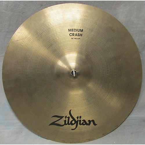 Zildjian 16in Medium Crash Cymbal