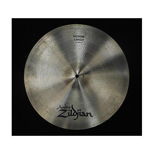 Zildjian 16in Medium Crash Cymbal-thumbnail