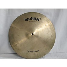 Wuhan 16in Medium Crash Cymbal