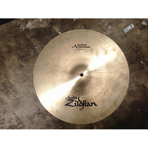 Zildjian 16in Medium Thin Cymbal