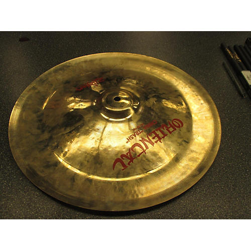 Zildjian 16in Oriental China Trash Cymbal