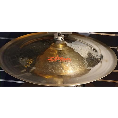 Zildjian 16in Oriental China Trash Cymbal-thumbnail