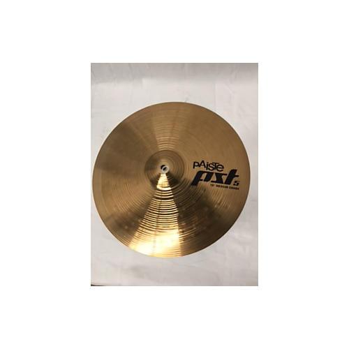 Paiste 16in PST5 MEDIUM CRASH Cymbal