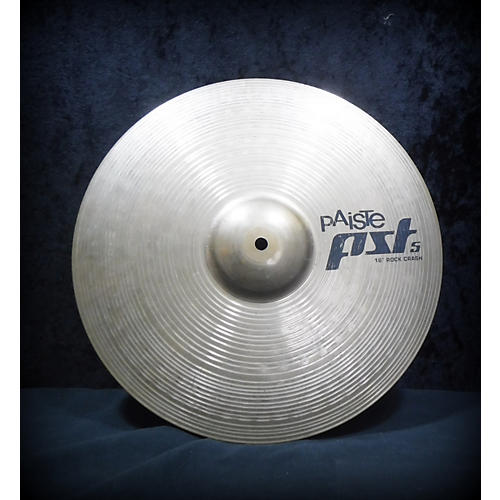 Paiste 16in PST5 ROCK Cymbal