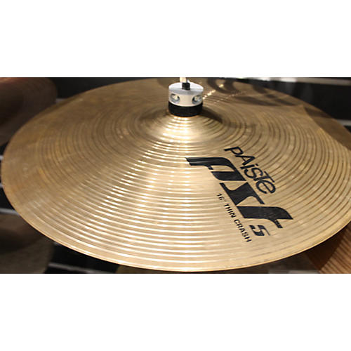 Paiste 16in PST5 THIN CRASH Cymbal