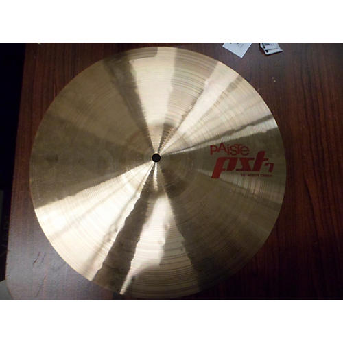 Paiste 16in PST7 Heavy Crash Cymbal-thumbnail